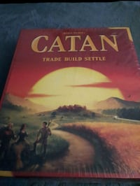 Catan board game  553 km