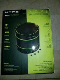 Hype XCYL LED Bluetooth Speaker with Built-In Mic Las Vegas, 89147