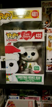 Care Bears Christmas Wishes Bear 12 Days of Funko  North Bergen, 07047