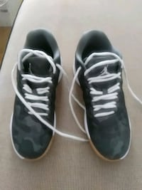 pair of black-and-white Nike running shoes Bethel, 45106