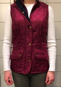Barbour Cavalry Quilted Vest S (NY) Hafrsfjord, 4044