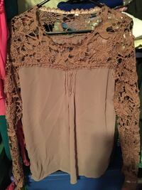 Mauve colored LS top Gulfport, 39507