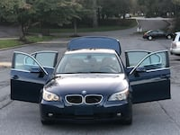 05 BMW 525i-124k-NO MECHANICAL ISSUES-CLEAN-RUNZ EXCELLENT  Columbia