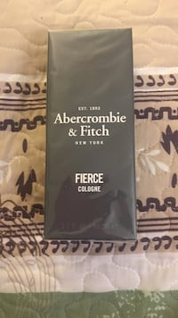 Abercrombie & Fitch Fierce Cologne Santa Clarita, 91387