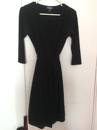 Black cocktail dress (Size Extra Small - Small) Montréal