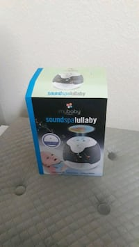 Sound spa lullaby