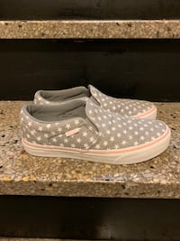 Women's VANS Sneakers (Size 7) Hampstead, H3X