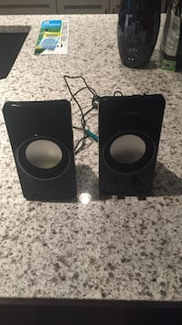 Computer speakers Works Great Calgary, T3R 0T7