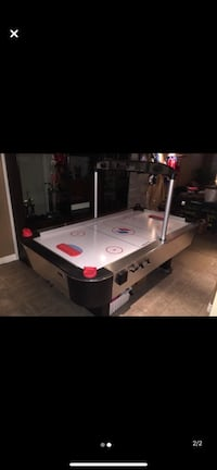 Air Hockey Table. Wiring Needs To Be Fixed For Scoreboard Vaughan, L4L 9B8