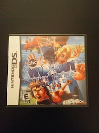 Nintendo DS Wipeout the Game  Vaughan, L4L