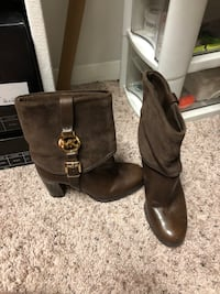 Michael kors brown boots size 6. Used no box great condition. Lorton, 22079