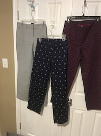 Size 10 pant are new Straight leg ankle pants Harpers Ferry, 25425