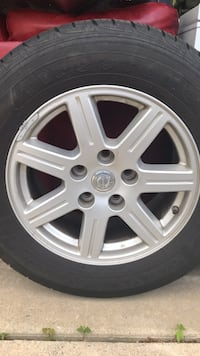 Firestone tires 4 P26/60R18 Chrysler Aspen Fort Belvoir