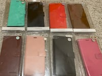 Leather wallet cases Edmonton, T5Y 6G5