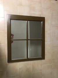 Mirror (solid wood frame)