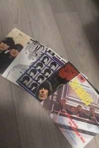 Beatles Records (perfect condition) Toronto, M5A 1B6