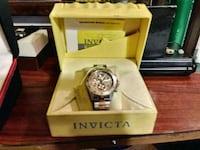 Invicta men's watch Seattle, 98188