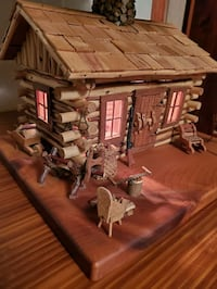 Home decoration and collectable