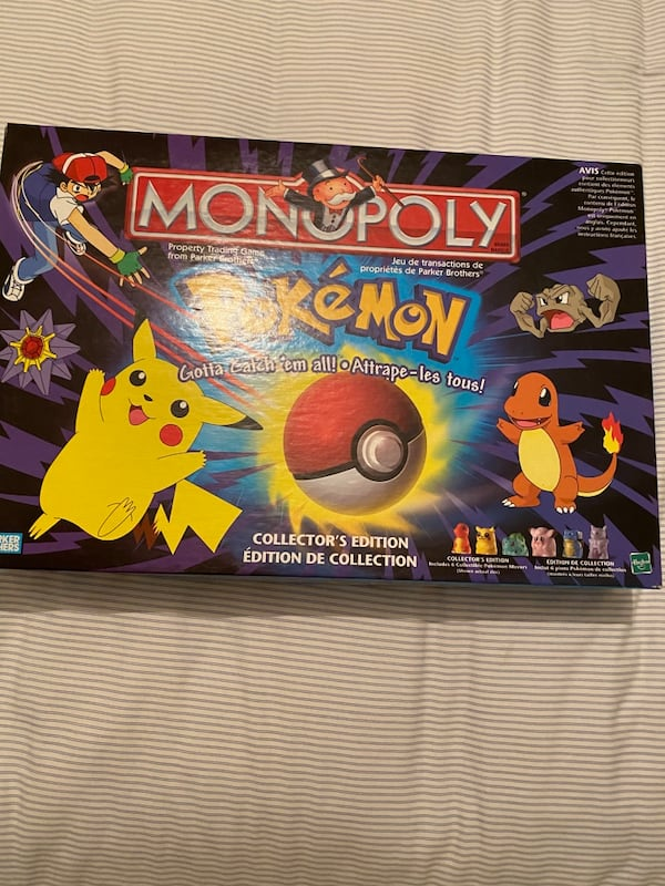 Pokeman Monopoly Board Game  1e9e423a-89fc-47a7-bb90-677c65fc4578