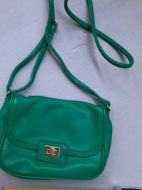 H&M Small Green Hand Bag