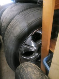 """22"""" rims and tires Conway"""