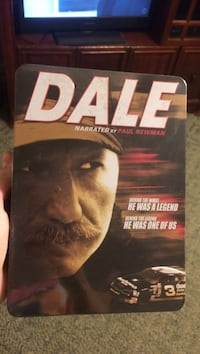 Dale narrated by paul newman dvd case Catawba, 24070