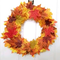 New handmade fall wreath  Carson, 90745