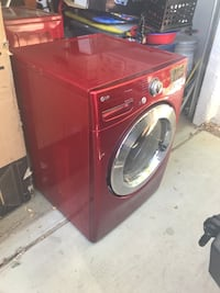 LG Steam Washer & Dryer Las Vegas, 89123