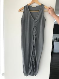 Women's gray dress Made in Italy North Vancouver, V7L 2N4