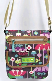Cute Lily Bloom Crossbody!