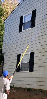 Power washing Silver Spring