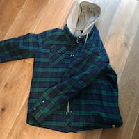 Men's flannel Kelowna