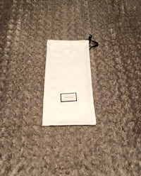 Authentic Gucci dust bag size 17in L 8 1/2 W