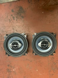 JL Audio 4 inch coaxial Speakers College Park, 20740
