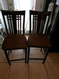 Tall Chairs Brown Cushioned Absecon, 08201
