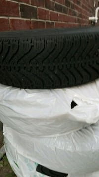 4 winter tires  Bradford West Gwillimbury, L3Z 0B4
