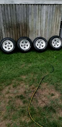 Rims and tires Oakland County, 48371