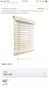 Faux Wood Blinds New York, 11226