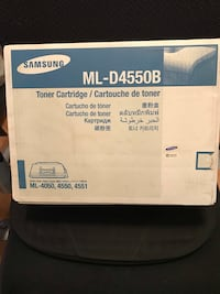 Samsung ML-D4550B toner cartridge Toronto, M4A 2X9