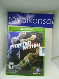 Fighter Within 19 Mayıs, 34500
