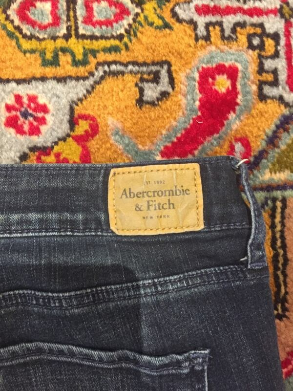 Skinny jeans Abrecrombie and Fitch c358310b-e656-4f72-9167-a52ccf651146