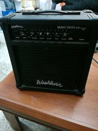 WASHBURN BAD DOG BD12R GUITAR AMPLIFIER Varsak Karşıyaka Mahallesi, 07210