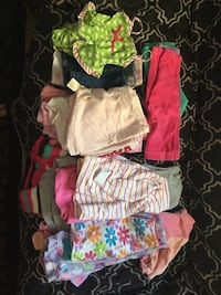 Girls 6-12 month lot  Barrie, L4N 7P5