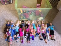 Lot of 24 Barbies  Palm Harbor, 34685