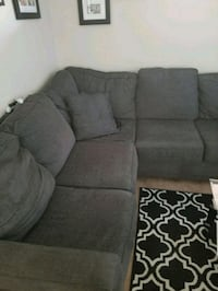 Sectional couch  Torrance