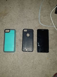 Phone and two iphone 6 cases Rome, 13440