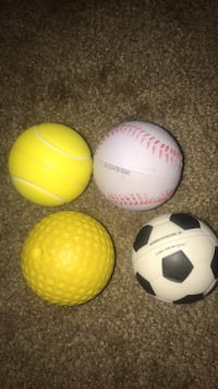 """rare"" very squishy toy balls/ stress relievers/ toys Chula Vista, 91913"