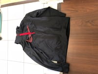 black and red zip-up jacket Riverview, E1B