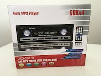 CAR MP3 player With USB / SD  Port 6639 km