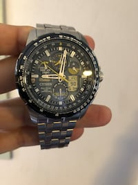 New Citizen Radio Controlled SkyHawk Limited Edition Watch La Mirada, 90638